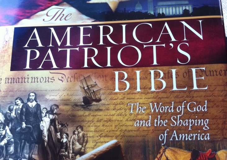 patriots-bible