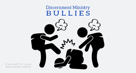 Discernment-Ministry-Bullies