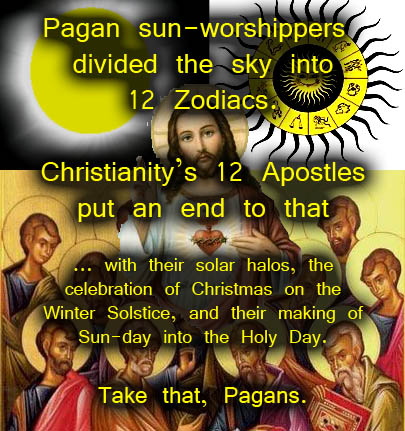 christianity_sunworship
